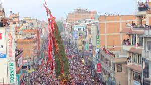 Rato Machindranath chariot pulling festival to start from July 25 -  Khabarhub Khabarhub