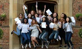 What A-level results day tells us about British students   A-levels   The  Guardian